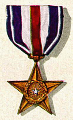 army honor badge